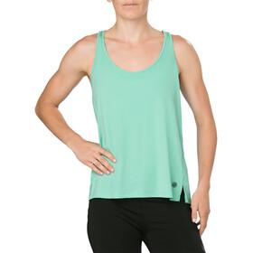 asics Loose - Débardeur running Femme - vert